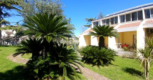 Villa garden B&B bisceglie