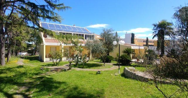 B&B bisceglie villa garden via giovanni bovio 308