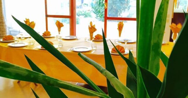 Bed and breakfast villa garden bisceglie - Salone