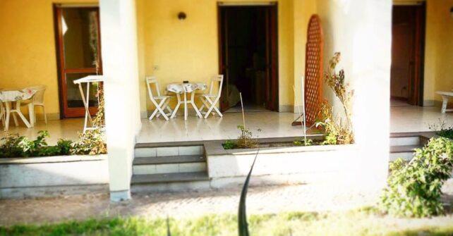 Bed and breakfast villa garden bisceglie - Terrazzini annessi alle camere